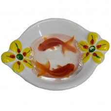 ظرف ماهی تزئینی نمادین کد 828