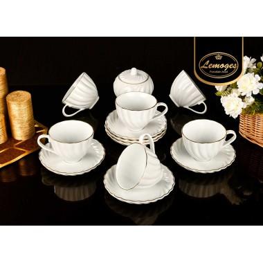 سرویس 14 پارچه چایی خوری  کارمن