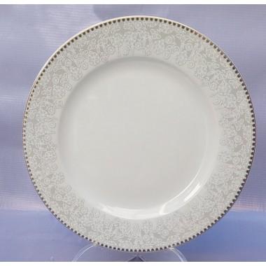 سرویس چینی 26 پارچه غذاخوری 6 نفره مقصود طرح ساموئل لوستری