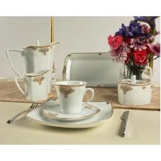 12 پارچه چای خوری پردیس طرح  برلیان