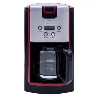 قهوه ساز استیل تایمردار سرجیو مدل SCM 168