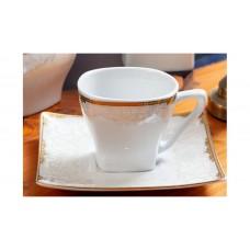 سرویس 12 پارچه چایی خوری طرح آرمیتاژ